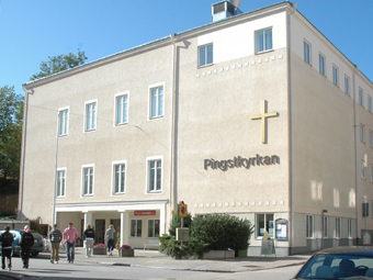 Pingstkyrkan second hand falkenberg